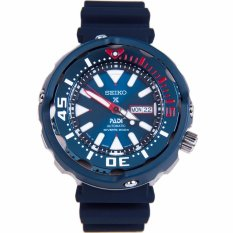 Seiko Prospex PADI Automatic Divers 200M Men's Dark Blue Silicone Strap Watch SRPA83J1 SRPA83J