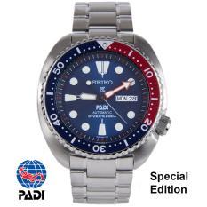 Seiko Prospex Turtle Diver Padi Special Edition Watch