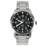 For Sale Seiko Japan 5 Sports Men S Automatic Stainless Steel Watch Snzg13J1