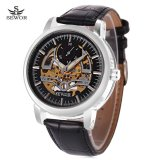 Sewor Sw045 Male Mechanical Watch Hollow Dial Luminous Wristwatch For Men Black Intl Sewor Cheap On Singapore