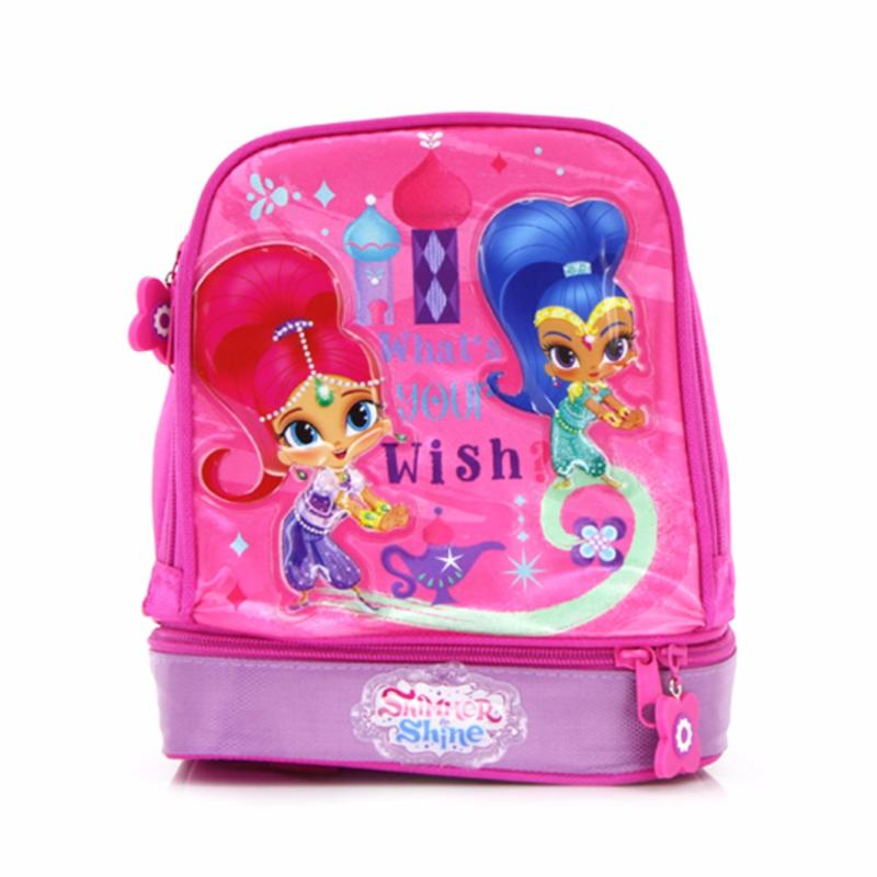 Kidztime x Shimmer & Shine Lunch Bag