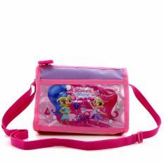 Kidztime x Children Kids Cartton Character Shimmer & Shine Sling Bag (Back to school) - For Girls