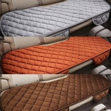 Purchase Silk Velvet Auto Car Vehicle Long Rear Seat Cover Cushion Mat Universal Intl Online