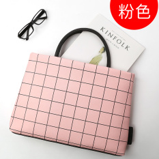 Sale Taikesen Minimalist Handbag Pink White Oem On China