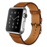Compare Single Tour Genuine Leather Band Bracelet Watchband For Apple Watch 42Mm Bw Intl