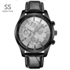 Buy Sisyphus Stone 100 Authentic 2017 Fashion Top Brand Luxury Casual Business Men S Metal Wrist Watch For Men Multi Function Wristwatch Sport Quartz Skeleton Watches Black Intl China