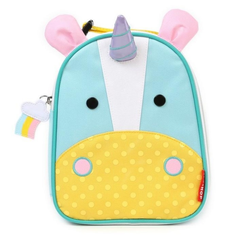 Skip Hop Zoo Lunchies Insulated Lunch Bag - Unicorn - intl