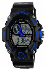 Skmei 1029 Waterproof Watch Blue Discount Code