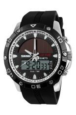 Skmei 1064 Solar Power Digital Waterproof Watch Black Price Comparison