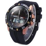 Buy Skmei 1064 Solar Power Dual Movt Led Watch Military Sports Wristwatch Intl Cheap On China