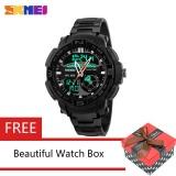 Shop For Skmei 1121 Fashion Sport Waterproof Men Quartz Digital Orange Watch Intl