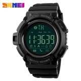 Buy Skmei 1245 Men Sports Watches 50M Waterproof Digital Wristwatches Bluetooth Smart Watch Pedometer Calories Chronograph Fashion Black Intl China