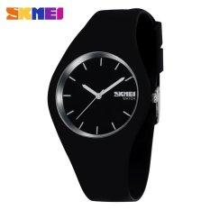 Skmei 9068 Women Fashion Casual Quartz Watches Silicone Strap Sport Watches Intl Best Buy