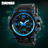 Skmei Brand Watch New Trendy Sports Watches Mens Brand Luxury Men S Analog Quartz Digital Led Electronic Watch Male Clock Man Wristwatches1155B Intl China