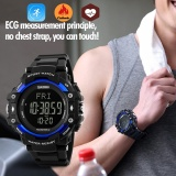 Skmei Brand Watch Pedometer Heart Rate Monitor Calories Counter Fitness Tracker Men Sports Watch 1180 Intl Free Shipping