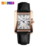 Skmei Brand Women Fashion Quartz Watches Luxury Casual Leather Strap Analog Lady Dress Wristwatches 1085 Intl Reviews