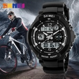 Skmei Children Sports Watches Fashion Led Quartz Digital Watch Boys Girls Kids 50M Waterproof Wristwatches 1060 Intl Best Price