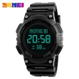 Skmei Chronograph Digital Wrist Watch Men Sports Watches Mens Countdown Double Time Military Army Led 50M Waterproof Wristwatch Waterproof 1248 Black Intl For Sale Online