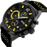 Sale Skmei Hot Mens Watches Military Army Top Brand Luxury Sports Casual Waterproof Mens Watch Quartz Chronograph Man Wristwatch Intl