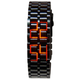Best Buy Skmei New Fashion Creative Personality Waterproof Hot Lava Led Brand Swiss Watches Vintage