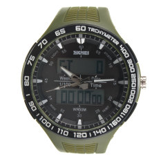 Who Sells Skmei New Waterproof Men S Analog Digital Led Rubber Military Wrist Sports Watch Export Cheap
