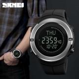 Cheapest Skmei Outdoor Sport Digital Men Watch Water Resistant Countdown World Time Wristwatches Summer Time Alarm Calendar Relogio 1294 Intl Online