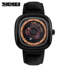 Skmei Retro Porous Square Big Watch Watches Price Comparison