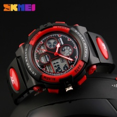 Price Skmei Watch 1163 Kids Sports Watches Children For Boys Waterproof Military Dual Display Wristwatches Led Waterproof Watch Intl Skmei Original