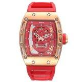 Retail Price Skone Men Sports Watch Quartz Mens Watches Silicone Watch Intl
