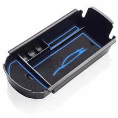 Best Buy Smabee Car Central Armrest Box For C Hr 2016 2017 Interior Glove Box Tray Storage Box Auto Styling Chr Blue Intl