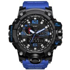 Smael Brand Watch 1545 Camouflage Quartz Digital Watch Men Militar Casual Army Watch Clock Male New Relogio Esportivo Intl Review