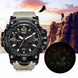 Smael Multi Functional Dual Display Sport Watch Waterproof Electronic Wristwatch 4 Intl Review