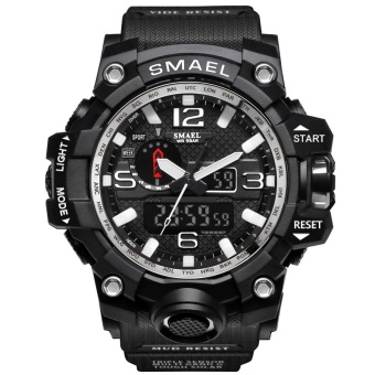 Smael Watch Youth And Vitality Style Theme Sport Outdoor High Quality Watch For Young Man Best Product Cool 1545 Intl Best Buy