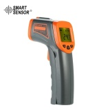 Buy Smart Sensor 32 500�C 12 1 Portable Handheld Digital Non Contact Ir Infrared Thermometer Temperature Tester Pyrometer Lcd Display With Backlight Centigrade Fahrenheit On Singapore