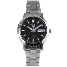 SNK895J1 SNK895J SNK895 Seiko 5 Automatic Womens Black Dial Casual Watch