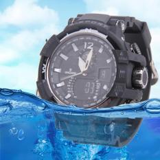 Sale Sports Military Waterproof Led Shock Analog Quartz Digital Watch Black Intl Vakind On China