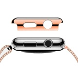 Recent Stainless Steel Bracelet Strap Band Cover Case For Apple Watch Series 2 38Mm Rg Intl