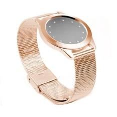 Best Steel Wristband Strap Bracelet Sleep Fitness Monitor For Misfit Shine 2 Rg Intl