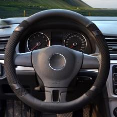 Wholesale Steering Wheel Covers 15 35 15 74 Pu Leather Black L Intl