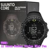 Sale Suunto Core All Black Outdoor Watch With Altimeter Baromete Compass In A Durable Composite Case Ss014279010 Intl Suunto