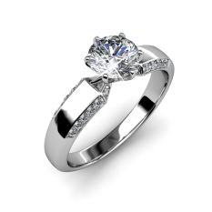 Cheaper Royal Ring Zirconia From Swarovski®