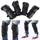 Sale Sweatbuy Bsddp 4Pcs Motorcycle Motocross Elbow And Knee Pads Protector Shin Guard Armors Set Intl Oem On China