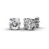 Recent Sweetheart Earrings Crystals From Swarovski®