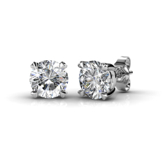 List Price Sweetheart Earrings Crystals From Swarovski® Her Jewellery