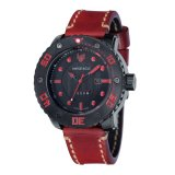 Price Swiss Eagle Abyss Se 9073 04 Men S Red Silicon Strap Watch Hong Kong Sar China