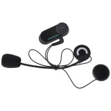 T Comos Motorcycle Full Duplex Helmet Intercom Bluetooth Water Resistant Interphone Intl Promo Code