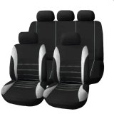T21620 Universal Car Seat Cover 9 Set Full Seat Covers For Crossovers Sedans Grey Promo Code