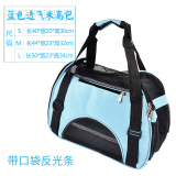 How Do I Get Teddy Cat Cat Bag Cat Cage Pet Out Package