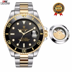 Price Tevise Mens Fashion Sport Luxury Full Steel Watch Waterproof Watches Watches Automatic Mechanical Watch Men S Top Brand Casual Watch Intl Tevise Original
