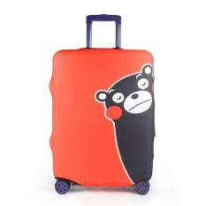 Price Tf Luggage Protectors Suitcases Protective Sleeve Wear Resisting Cartoon Dust Cover Strong Durable 26 29 Inch Intl Oem Online